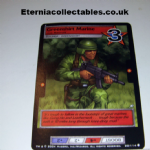 G.I.Joe Trading card Game 2004 20/114 No 20 Greenshirt Marine (common) @sold@
